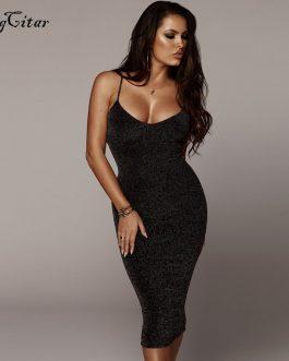 Vestido sexy ajustado