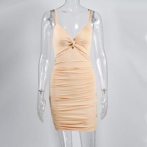 Vestido ceñido club 5