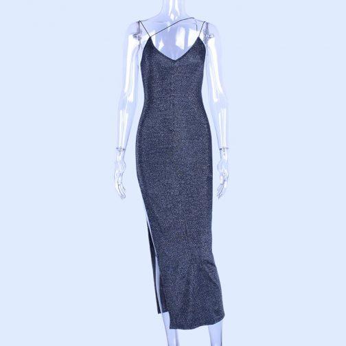 Vestido brillante elegante 5