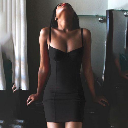 Sexy vestido de fiesta 1