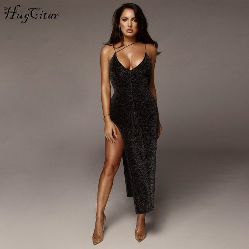 Vestido brillante elegante 1