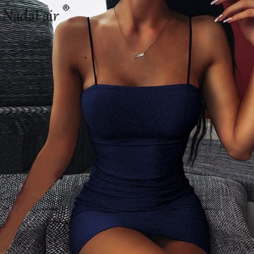 Sexy Mini vestido de fiesta brillante 4