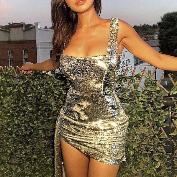 Vestido brillante de fiesta 2
