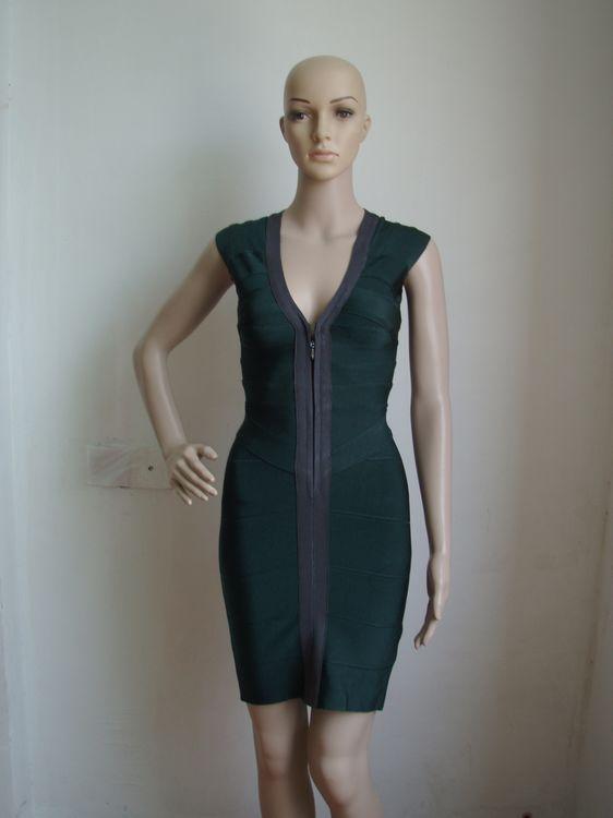 Vestido de bandage 3