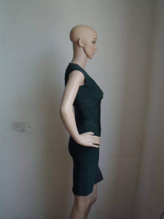 Vestido de bandage 4