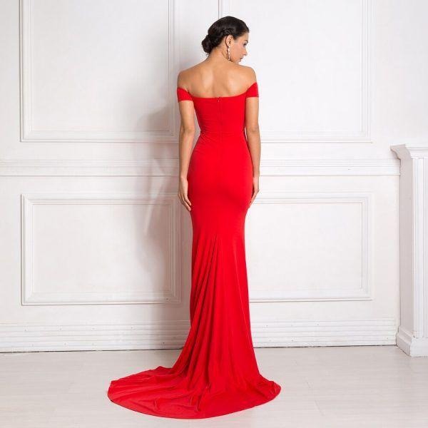 Vestido elegante clásico 2
