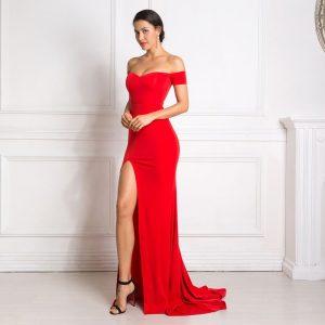 Vestido elegante clásico