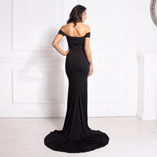 Vestido elegante clásico 5