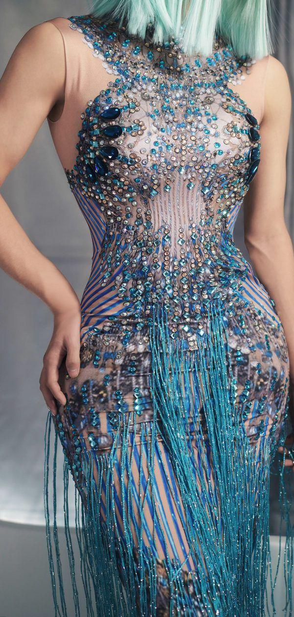 Vestido de sirena 6